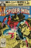 Spectacular Spider-Man #60 comic books - cover scans photos Spectacular Spider-Man #60 comic books - covers, picture gallery