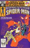 Spectacular Spider-Man #61 comic books - cover scans photos Spectacular Spider-Man #61 comic books - covers, picture gallery