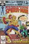Spectacular Spider-Man #63 comic books - cover scans photos Spectacular Spider-Man #63 comic books - covers, picture gallery