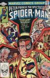 Spectacular Spider-Man #67 comic books - cover scans photos Spectacular Spider-Man #67 comic books - covers, picture gallery