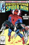 Spectacular Spider-Man #76 comic books - cover scans photos Spectacular Spider-Man #76 comic books - covers, picture gallery