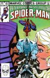 Spectacular Spider-Man #82 comic books - cover scans photos Spectacular Spider-Man #82 comic books - covers, picture gallery