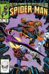 Spectacular Spider-Man #85 comic books - cover scans photos Spectacular Spider-Man #85 comic books - covers, picture gallery
