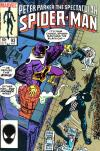 Spectacular Spider-Man #93 comic books - cover scans photos Spectacular Spider-Man #93 comic books - covers, picture gallery