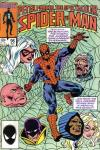 Spectacular Spider-Man #96 comic books - cover scans photos Spectacular Spider-Man #96 comic books - covers, picture gallery