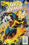 Speed Demon #1 comic books - cover scans photos Speed Demon #1 comic books - covers, picture gallery