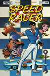 Speed Racer #2 comic books - cover scans photos Speed Racer #2 comic books - covers, picture gallery
