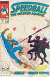 Speedball #6 comic books - cover scans photos Speedball #6 comic books - covers, picture gallery