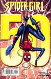 Spider-Girl #50 comic books - cover scans photos Spider-Girl #50 comic books - covers, picture gallery