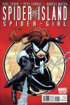 Spider-Island: The Amazing Spider-Girl comic books