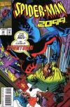 Spider-Man 2099 #14 Comic Books - Covers, Scans, Photos  in Spider-Man 2099 Comic Books - Covers, Scans, Gallery