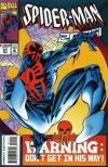 Spider-Man 2099 #21 Comic Books - Covers, Scans, Photos  in Spider-Man 2099 Comic Books - Covers, Scans, Gallery