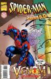 Spider-Man 2099 #38 Comic Books - Covers, Scans, Photos  in Spider-Man 2099 Comic Books - Covers, Scans, Gallery