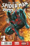 Spider-Man 2099 #1 Comic Books - Covers, Scans, Photos  in Spider-Man 2099 Comic Books - Covers, Scans, Gallery
