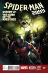 Spider-Man 2099 #10 Comic Books - Covers, Scans, Photos  in Spider-Man 2099 Comic Books - Covers, Scans, Gallery