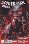 Spider-Man 2099 #6 Comic Books - Covers, Scans, Photos  in Spider-Man 2099 Comic Books - Covers, Scans, Gallery