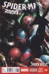 Spider-Man 2099 #8 Comic Books - Covers, Scans, Photos  in Spider-Man 2099 Comic Books - Covers, Scans, Gallery