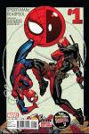 Spider-Man/Deadpool Comic Books. Spider-Man/Deadpool Comics.