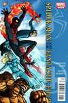 Spider-Man/Fantastic Four comic books