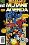 Spider-Man: The Mutant Agenda #0 comic books - cover scans photos Spider-Man: The Mutant Agenda #0 comic books - covers, picture gallery