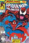 Spider-Man Unlimited #1 comic books - cover scans photos Spider-Man Unlimited #1 comic books - covers, picture gallery