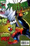 Spider-Man Unlimited #19 comic books - cover scans photos Spider-Man Unlimited #19 comic books - covers, picture gallery