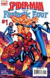 Spider-Man and the Fantastic Four comic books
