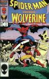 Spider-Man vs. Wolverine comic books