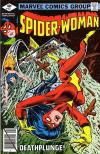 Spider-Woman #17 comic books - cover scans photos Spider-Woman #17 comic books - covers, picture gallery