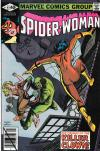 Spider-Woman #22 comic books - cover scans photos Spider-Woman #22 comic books - covers, picture gallery