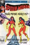 Spider-Woman #25 comic books - cover scans photos Spider-Woman #25 comic books - covers, picture gallery