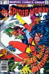 Spider-Woman #35 comic books - cover scans photos Spider-Woman #35 comic books - covers, picture gallery
