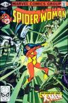 Spider-Woman #38 comic books - cover scans photos Spider-Woman #38 comic books - covers, picture gallery