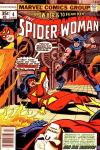 Spider-Woman #4 comic books - cover scans photos Spider-Woman #4 comic books - covers, picture gallery