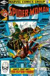 Spider-Woman #40 comic books - cover scans photos Spider-Woman #40 comic books - covers, picture gallery