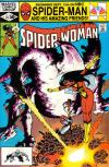 Spider-Woman #41 comic books - cover scans photos Spider-Woman #41 comic books - covers, picture gallery