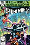 Spider-Woman #42 comic books - cover scans photos Spider-Woman #42 comic books - covers, picture gallery