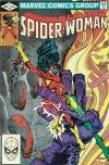 Spider-Woman #44 comic books - cover scans photos Spider-Woman #44 comic books - covers, picture gallery