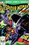 Spider-Woman #46 comic books - cover scans photos Spider-Woman #46 comic books - covers, picture gallery