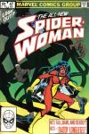 Spider-Woman #47 comic books - cover scans photos Spider-Woman #47 comic books - covers, picture gallery