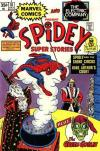 Spidey Super Stories #10 comic books - cover scans photos Spidey Super Stories #10 comic books - covers, picture gallery