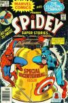 Spidey Super Stories #17 comic books - cover scans photos Spidey Super Stories #17 comic books - covers, picture gallery