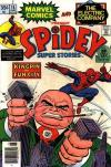 Spidey Super Stories #18 comic books - cover scans photos Spidey Super Stories #18 comic books - covers, picture gallery