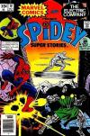 Spidey Super Stories #19 comic books - cover scans photos Spidey Super Stories #19 comic books - covers, picture gallery