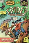 Spidey Super Stories #2 comic books - cover scans photos Spidey Super Stories #2 comic books - covers, picture gallery