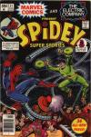 Spidey Super Stories #21 comic books - cover scans photos Spidey Super Stories #21 comic books - covers, picture gallery
