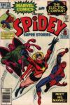 Spidey Super Stories #22 comic books - cover scans photos Spidey Super Stories #22 comic books - covers, picture gallery