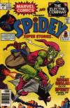 Spidey Super Stories #23 comic books - cover scans photos Spidey Super Stories #23 comic books - covers, picture gallery