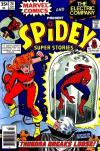 Spidey Super Stories #24 comic books - cover scans photos Spidey Super Stories #24 comic books - covers, picture gallery