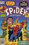 Spidey Super Stories #26 comic books - cover scans photos Spidey Super Stories #26 comic books - covers, picture gallery